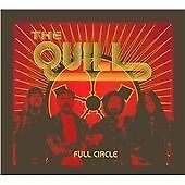 THE QUILL - FULL CIRCLE - 2011 METALVILLE/ROUGH TRADE DIGIPAK CD