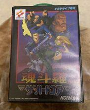 CONTRA THE HARD CORPS Mega Drive Japan Game MD SEGA  KONAMI