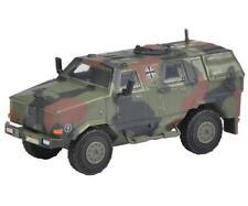 Schuco 1/87 Dingo I all protection vehicle Bundeswehr camouflaged 452624300