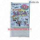 Box Protector JAPANESE Game Boy Classic  Color LARGE Games CIB Plastic Case