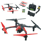 Dromida Red Ominus FPV UAV 238mm Quadcopter RTF w/ Radio / Battery / Charger