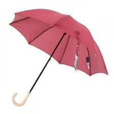 New Burberry Umbrella Parasol Shadow Check Red Ladies 47cm from Japan