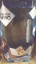 10th Doctor's The Journal of Impossible Things Sonic Screwdriver Doctor Who