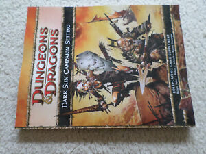Dark Sun Campaign Setting  Dungeons & Dragons 4th edition
