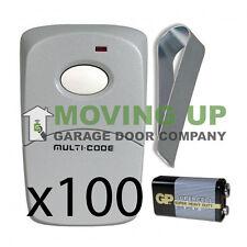 Linear 3089 Multi-Code Remote MCS308911 308911 Gate Garage Opener QTY 100