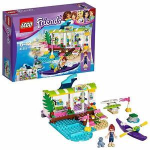 LEGO Friends Mia Heartlake Surf Kayak Canoe Shop 41315 NEW SEALED