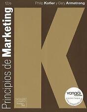 Principios de Marketing 12th Edition Spanish Edition