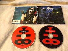 KING DIAMOND ABIGAIL DELUXE CD+DVD  DIGIPACK RARE OOP