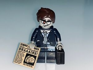 LEGO MONSTER SERIES 14 ZOMBIE BUSINESSMAN FROM THE COLLECTABLE SERIES- NEW