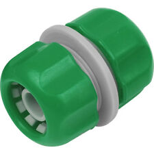 NEW garden water watering hose pipe repair connector F x F 1/2 to 1/2