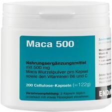 MACA 500 Kapseln 200 St PZN 4201089