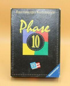 ⭐️ Phase 10  Ravensburger +++ Kartenspiel ++++das Kultspiel ++++ ⭐️