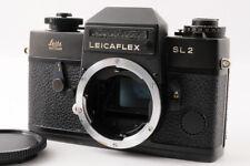 【Near Mint】Leica LEICAFLEX SL2 35mm SLR Film Camera Black Body From JAPAN