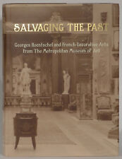 Georges Hoentschel Salvaging the Past French decor furniture sculpture