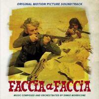 FACCIA A FACCIA - MORRICONE,ENNIO    VINYL LP NEU MORRICONE,ENNIO