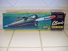 "VINTAGE Atomic Submarine by Paul Lindberg Parts Only ""The Nautilus"" - 1950's"