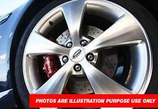 4x F6 TYPHOON SILVER FPV Style 19 inch Wheel Ford Falcon AU BA BF FG FPV XR6 XR8