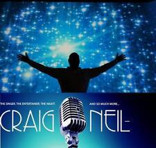 CRAIG NEIL TONIGHT I'M GOING TO BE.... NEW SEALED CD 15 TRACKS FREE UK POST
