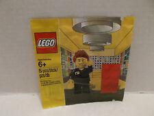 Lego #5001622 Exclusive Lego Shop Minifigure Rare And Hard To Find NIB 2013!