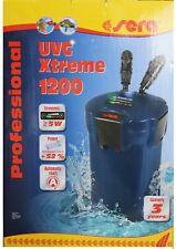 sera 1200 UVC-Xtreme Außenfilter