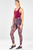 NWT FABLETICS Women's High- Rise Waist Slimming Mesh Powerform leggings Sz XS