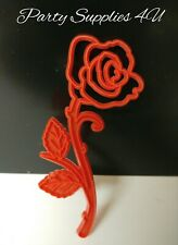 Disney Rose plastic cutter press. Cakes/baking/biscuit/cookie/Beauty & The Beast