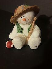 "Sarah's Attic Snowonders Collection, #6407 ""Bobber"", August ie/0520 No box"