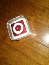Apple iPod shuffle 4th Generation red special edition