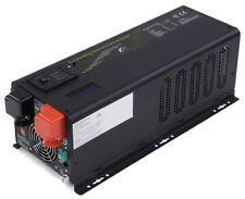 6000 Watts 6kW 48V DC 120V/240VAC Inverter & Battery Charger - USA STOCK! - NEW!