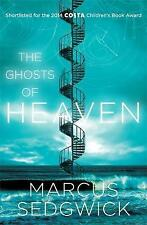 New, The Ghosts of Heaven: shortlisted for the CILIP Carnegie Medal 2016, Sedgwi