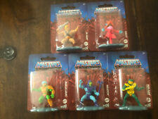 Masters of the Universe Micro Collection Full Set of 5 Figures MOTU He-Man NEW