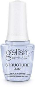 Gelish Brush On Structure Gel Clear 15ml #1140006