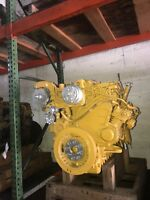 Caterpillar 3116 - Mechanical Engine - FULLY TESTED - DIESEL ENGINE FOR SALE