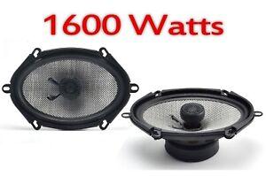 """OE AUDIO 5 x 7"""" New 2 way car audio door shelf speakers Pair 800W in Total"""