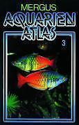 Aquarien Atlas 3 von Hans A. Baensch und Rüdiger Riehl (2000, Gebundene Ausgabe)