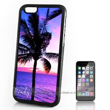 ( For iPhone 4 / 4S ) Back Case Cover P11727 Palm Beach