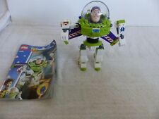 Lego 7592 Toy Story Buzz Lightyear (Buzz figure only and w/ instructions) Disney