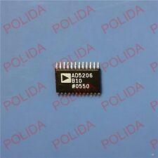 1PCS Digital Potentiometers IC TSSOP24 AD5206BRUZ10 AD5206BRU10 AD5206B10 AD5206