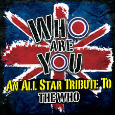 Various Artists - Who Are You: An All-star Tribute To The Who / Var [New CD]