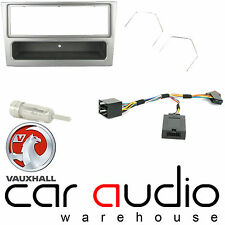Vauxhall Astra Upto 04 Car Stereo S/Din Fascia Steering Wheel Interface CTKVX13