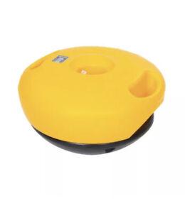DEFENDER E712550 WOBBLE BASE UPLIGHT V2 BASE UNIT FOR 4FT UPLIGHT STICKS