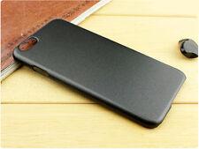 """Black Premium Ultra Thin Slim TPU Gel Skin Case Matte Cover for iPhone 6 4.7"""""""
