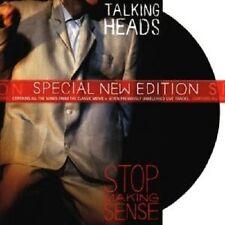 """TALKING HEADS """"STOP MAKING SENSE"""" CD NEUWARE"""