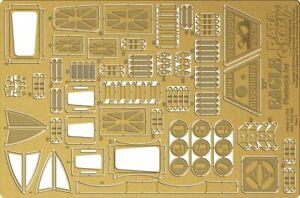 Space 1999 - 22 inch Eagle Photoetch Set 1/48 scale - PGX199