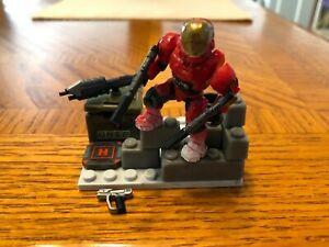 Halo Mega Bloks Snowbound Weapons Pack 1 and 2 - Read desc