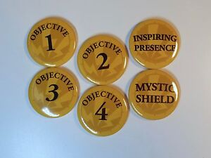 Objectives Markers Magic /Command Ability Warhammer Age of Sigmar Games Workshop