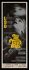 THE TRIP '67 Jack Nicholson PETER FONDA Dennis Hopper ROGER CORMAN Movie Poster