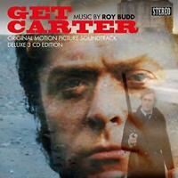 Get Carter - Original Soundtrack - Roy Budd (NEW 3CD)