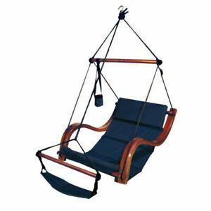 Hammaka 10071-KP Hammaka Nami Chair Midnight Blue