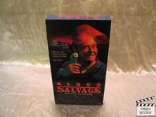 Blood Salvage (VHS, 1990) Lori Birdsong Ray Walston John Saxon